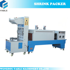 Automatic Bottle PE Film Shrink Packing Wrapping Machine (FB6030) pictures & photos