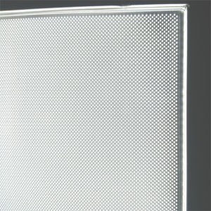 High Efficient Laser Dotted Acrylic Light Guide Plate