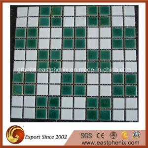 Hot Sale Crystal Glass Mosaic Tile for Kitchen Backsplash Tile pictures & photos