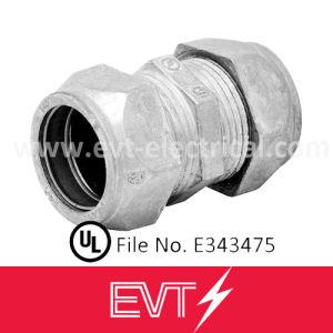 Zinc Set Screw EMT Conduit Coupling pictures & photos