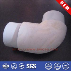 Flexible PVC Plastic Connector 90d Elbow (SWCPU-P-E573) pictures & photos