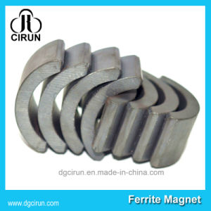 Segment Arc Ferrite Magnetic Rods Magnets pictures & photos