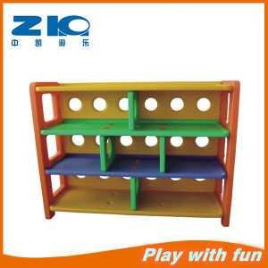 Commercial Indoor Plastic Toys Cabinet for Sale pictures & photos