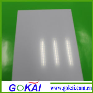 PVC Rigid Sheet/PVC Sheet Thin Thickness pictures & photos