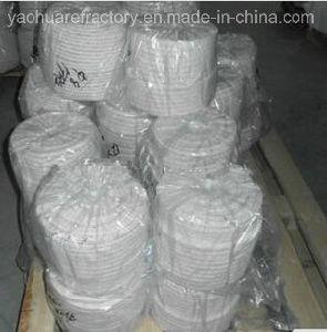Ceramic Fiber Round Insulation Glass Fiber Rope Round Braided Rope pictures & photos