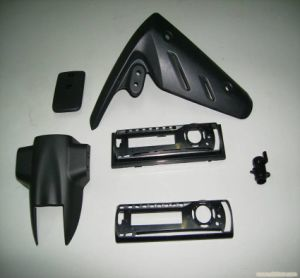 Top Quality High Precision Plastic Injection Car Audio Moulding