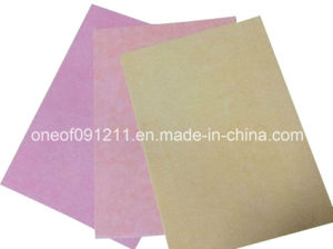 Good Stickness Insole Material Fiber Insole Board pictures & photos