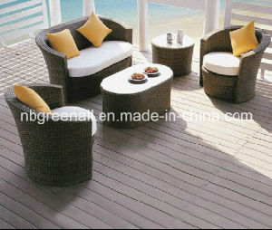 Wicker Furniture Garden Set pictures & photos
