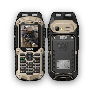 High Quality Quad Band IP67 2.0 Inch Rugged Feature Phone
