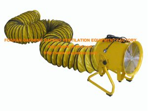 China Portable Ventilator Axial Blower Workshop Extractor