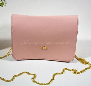 2016 Mini Cute Purity Messenger Bags PU Women Messenger Bag pictures & photos