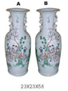 Antique Furniture Chinese Ceramic Vase pictures & photos
