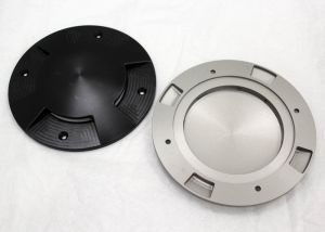 High Precision CNC Turning Round Aluminum Heat Sinks pictures & photos