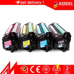 Compatible CE740 741 742 743 Toner Cartridge for HP Color Laserjet (AS-CE740/741/742/743) pictures & photos