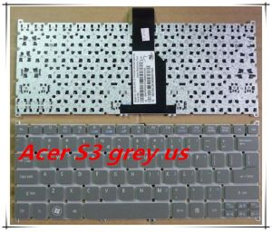 Computer Accessories of Laptop Keyboard for Acers3 S3-951 S3-371 pictures & photos