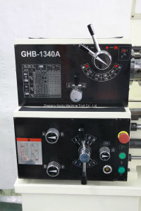 Precision Bench Metal Lathe Engine Machine Ghb-1340A pictures & photos