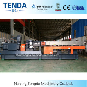 Fully Aumotic High -Torque Twin Screw Extruder for Granule pictures & photos