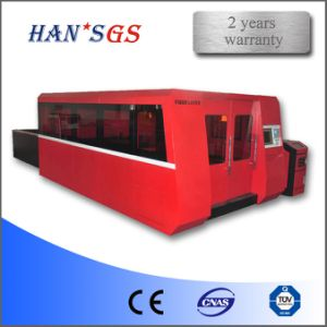 High Quality Stainless Steel Fiber Laser Cutting Machine pictures & photos