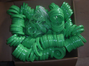 Polyurethane O Ring, PU O Ring, PU Seal, Hydrolic Seal, Un Seal pictures & photos