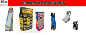 LCD Display with High Resolution IPS Panel Montion Sensor pictures & photos