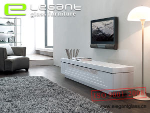 New White MDF TV Cabinet in Home Furniture pictures & photos