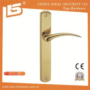 High Quality Brass Door Lock Handle-42326 pictures & photos