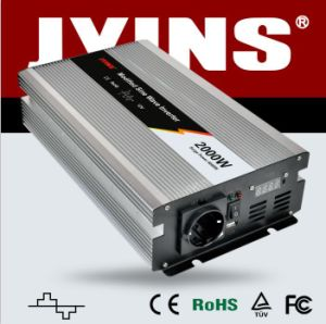 2000W 12V/24V/48V DC AC 110V/220V Modified Sine Wave Power Inverter pictures & photos