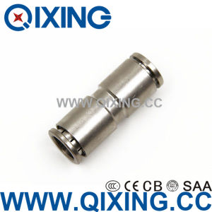 Pneumatic Push Fittings / Compressed Air Hose Fittings pictures & photos