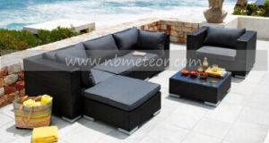 Mtc-178 PE Wicker Outdoor Patio Furniture Sofa Set pictures & photos