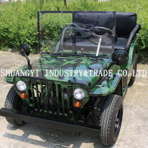 Right-Hand Steering 150cc ATV