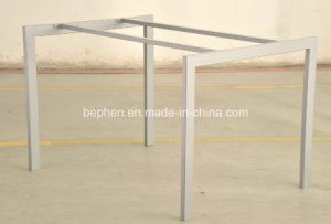 Knock Down Office Table Leg Steel Table Leg 1801
