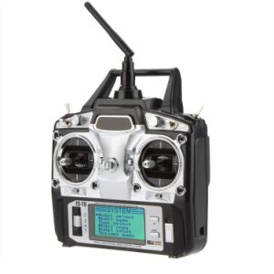 Fs-T6-2.4GHz 6CH Mode 2 Transmitter W/Receiver R6-B for RC Multirotor Quadcopter Helicopter Airplane Glider Car pictures & photos