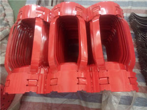 API 10d Casing Non Weld Bow Type Centralizer Hinged Centralizer pictures & photos