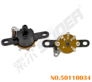 Suoer High Quality Wall Fan Middle Size Pull Switch (50110034-Electric Fan-Middle Pull Switch (For Wall Fan)) pictures & photos