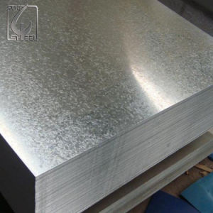 0.23mm Thickness Dx51d Z100 Zinc Coated Galvanized Steel Sheet pictures & photos