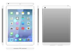 9.7 Inch 4G Tablet PC Octa Core CPU with 2048*1536IPS Screen
