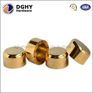 OEM/ODM Metal Fabrication CNC Turning Copper Parts