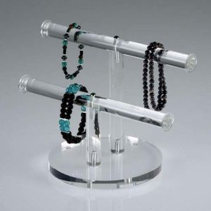 Acrylic Bracelet Display Stand, Clear Jewellery Display Holders pictures & photos