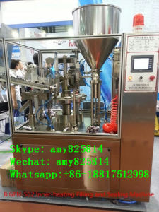 Tubo Filling and Sealing Machine (B. GFN-502) pictures & photos