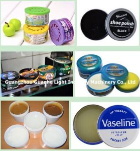 Automatic Liquid Hot Filling Production Line for Vaseline & Wax pictures & photos