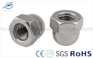DIN1587 Domed Hex Cap Nut pictures & photos