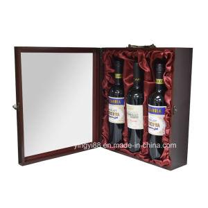 Custom Design Acrylic Wine Display Case pictures & photos