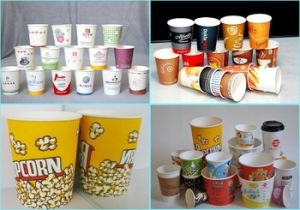 Paper Cup Making Equipment pictures & photos