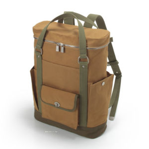 New Designed Canvas Leisure School Laptop Backpack for Campus (SBB-043#) pictures & photos