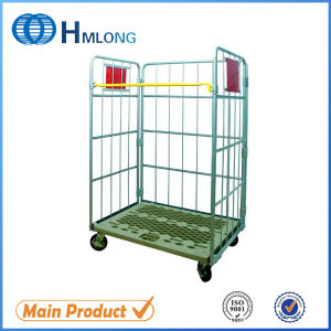 Foldable European Storage Roll Container for Warehouse pictures & photos