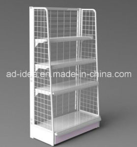 2015 New Collapsible Design Metal Wire Display Stand (QW-0998) pictures & photos
