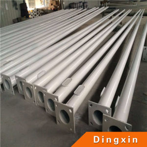 Price for Q235 Octagon Powder Coated Poles pictures & photos