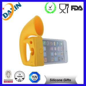 Pig Shaped Silicone Suction Rubber Phone Stand Holder for Mobile pictures & photos