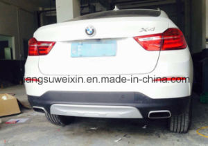 High Quality for BMW X3 X4 2015-up Exhaust pictures & photos