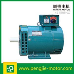 Low Rpm Generator St-3 Brush 230V 3kw Small Size Alternator Generator